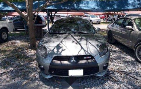 Quiero vender inmediatamente mi auto Mitsubishi Eclipse 2007 muy bien cuidado