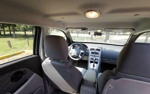 Quiero vender inmediatamente mi auto Chevrolet Equinox 2008