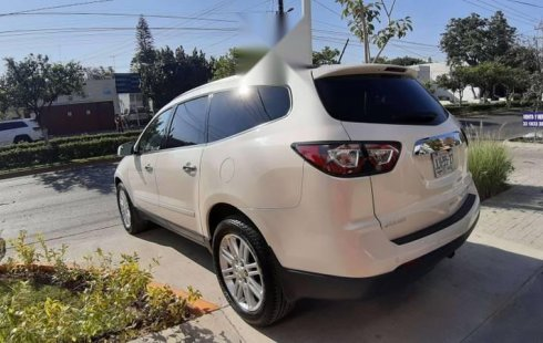 Chevrolet Traverse impecable en Zapopan