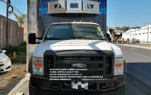 Ford 550 Super Duty XL 2009 Puebla