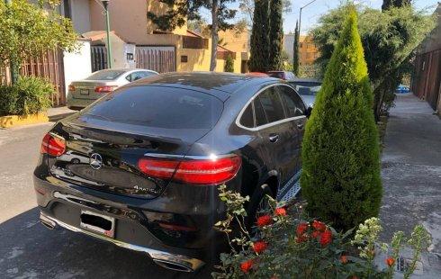 En venta carro Mercedes-Benz Clase GLC 2018 en excelente estado