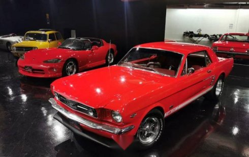 Carro Ford Mustang 1966 en buen estadode único propietario en excelente estado