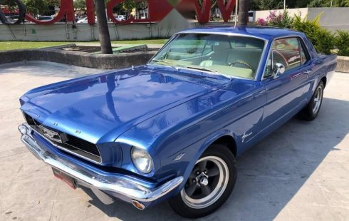 En venta un Ford Mustang 1966 Automático en excelente condición