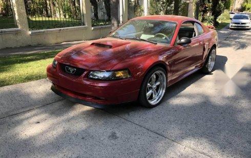 Ford Mustang 2001 barato en Zapopan
