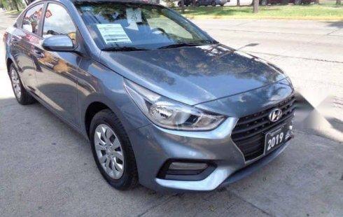 Hyundai Accent precio muy asequible