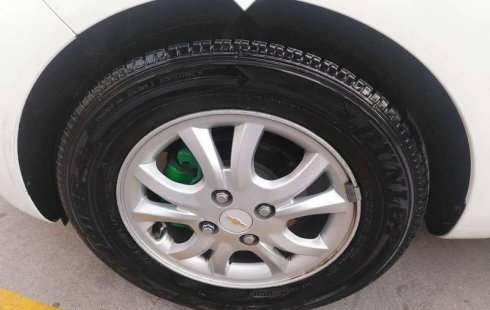 Un Chevrolet Spark 2014 impecable te está esperando
