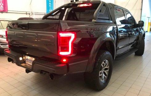 En venta un Ford Raptor 2018 Automático en excelente condición