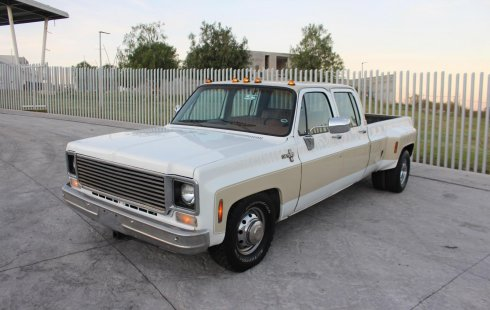 Chevrolet Cheyenne 35 Dually 1977,