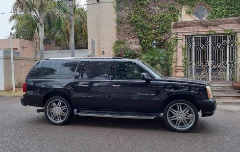 2004 Cadillac Escalade, Placas 2020, Rines y Llantas 24