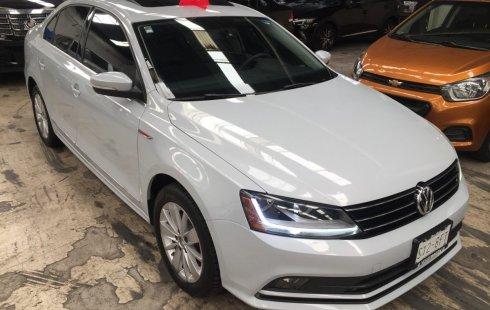 Volkswagen Jetta 2017 usado en Azcapotzalco