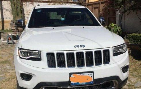 Jeep Grand Cherokee precio muy asequible