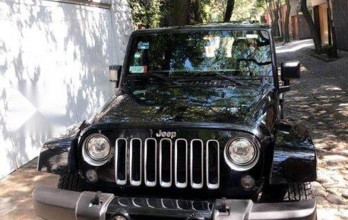 Quiero vender cuanto antes posible un Jeep Wrangler 2017