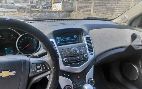 Se vende urgemente Chevrolet Cruze 2011 Automático en Tlalpan