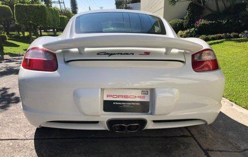 Porsche Cayman 2006 impecable