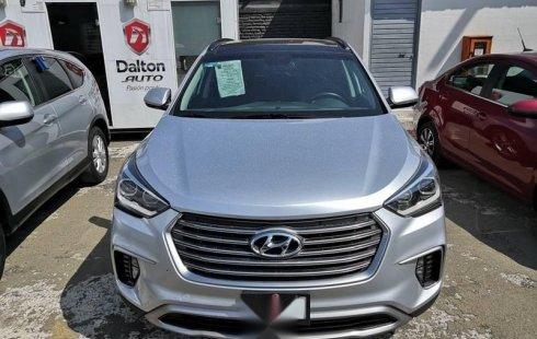Hyundai Santa Fe 2018 usado en Zapopan