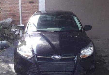 Tengo que vender mi querido Ford Focus 2012