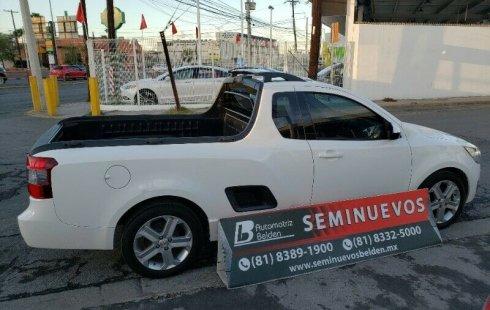 Chevrolet Tornado impecable en Monterrey más barato imposible