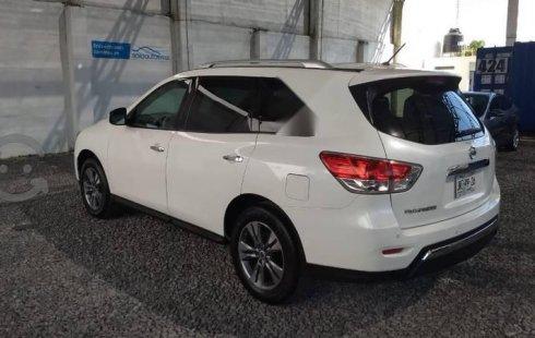 Quiero vender cuanto antes posible un Nissan Pathfinder 2014