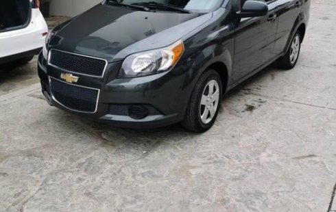 Chevrolet Aveo 2017 barato en Guadalajara