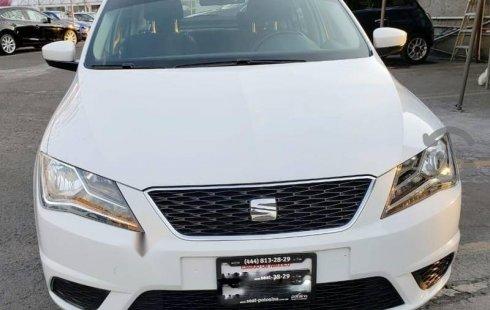 Un carro Seat Toledo 2018 en Coyoacán