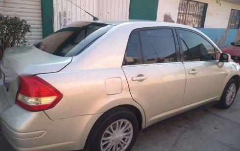 Se vende urgemente Nissan Tiida 2008 Manual en Chicoloapan