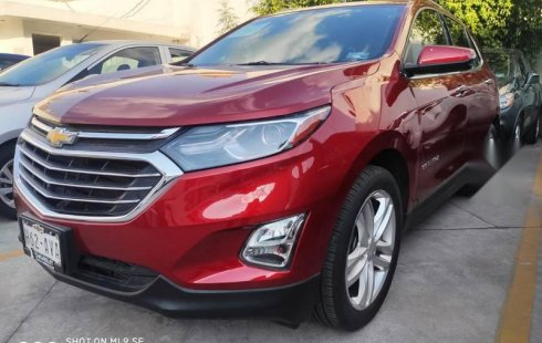 No te pierdas un excelente Chevrolet Equinox 2018 Automático en Cuauhtémoc