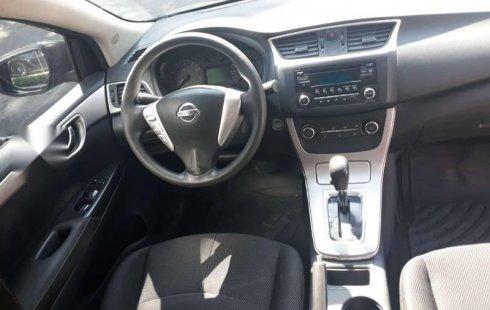 Llámame inmediatamente para poseer excelente un Nissan Sentra 2016 Automático