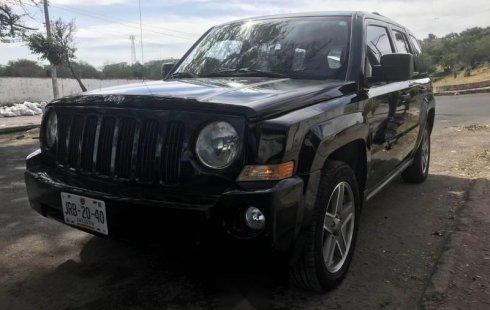 Jeep Patriot 2007 usado en Guadalajara