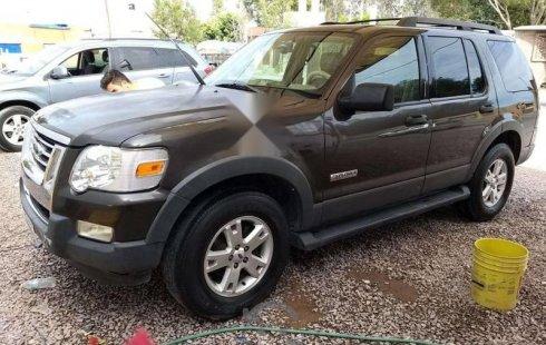 Quiero vender inmediatamente mi auto Ford Explorer 2006