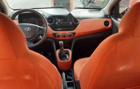 Quiero vender urgentemente mi auto Hyundai Grand I10 2015 muy bien estado