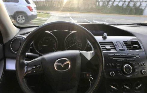 Quiero vender urgentemente mi auto Mazda Mazda 3 2012 muy bien estado