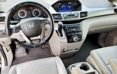 Honda Odyssey 2012 usado en Puebla