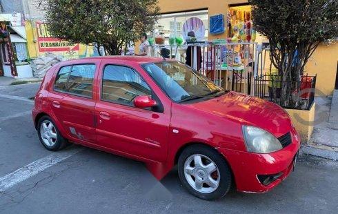 Renault Clio 2007 barato en Venustiano Carranza