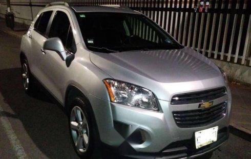 En venta un Chevrolet Trax 2016 Automático muy bien cuidado