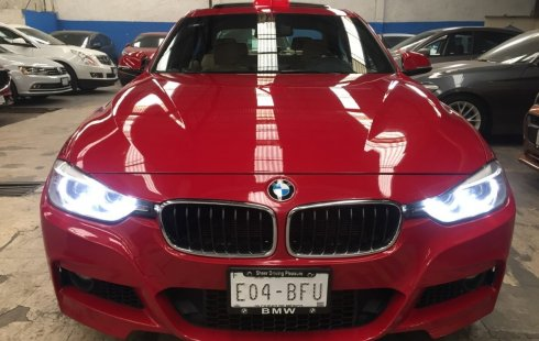 BMW Serie 3 2014 usado
