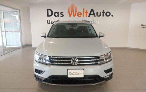 No te pierdas un excelente Volkswagen Tiguan 2019 Automático en San Pedro Cholula
