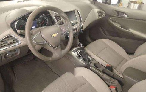 No te pierdas un excelente Chevrolet Cruze 2017 Automático en Iztacalco