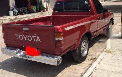 Vendo un Toyota Pick Up