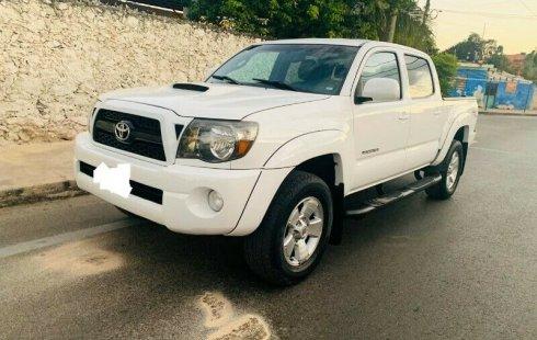 Urge!! Vendo excelente Toyota Tacoma 2011 Automático en en Tecoh