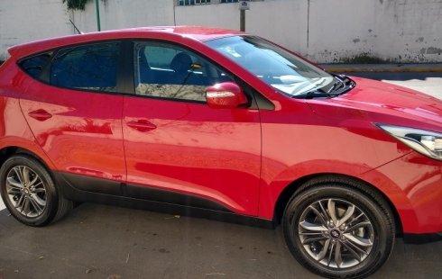 En venta un Hyundai ix35 2015 Automático en excelente condición