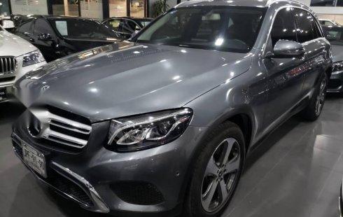 Mercedes-Benz Clase GLC impecable en Guadalajara más barato imposible