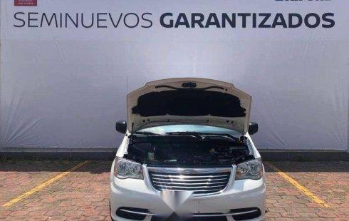 Chrysler Town & Country 2016 usado en Álvaro Obregón