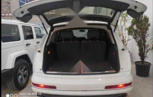 Carro Audi Q7 2014 en buen estadode único propietario en excelente estado
