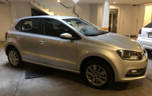 Volkswagen Polo 2018 barato en Miguel Hidalgo