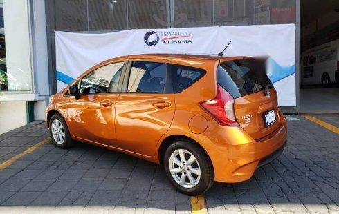 Auto usado Nissan Note 2017 a un precio increíblemente barato