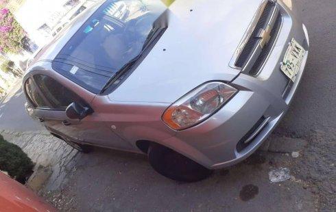Chevrolet Aveo 2008 usado en Tlalpan