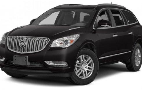 Buick Enclave 5p V6 3.6 aut AWD Q/C piel DVD 7 pas 2013