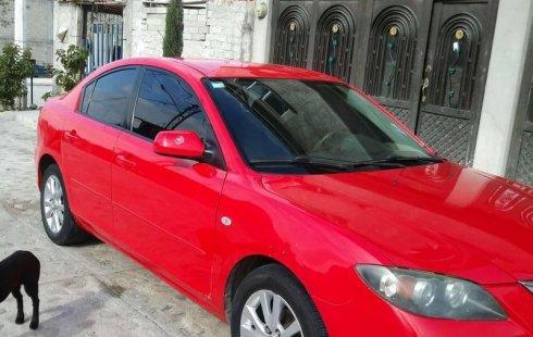 Vendo un carro Mazda 3 2007 excelente, llámama para verlo