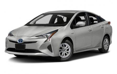 Toyota Prius 5p Base Hibrido L4/1.8 Aut 2017