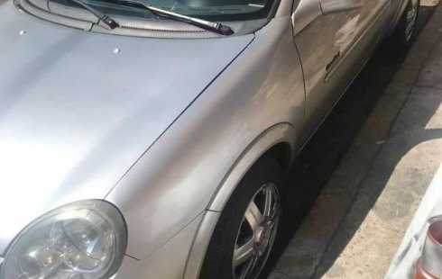 No te pierdas un excelente Chevrolet Chevy 2005 Automático en La Magdalena Contreras